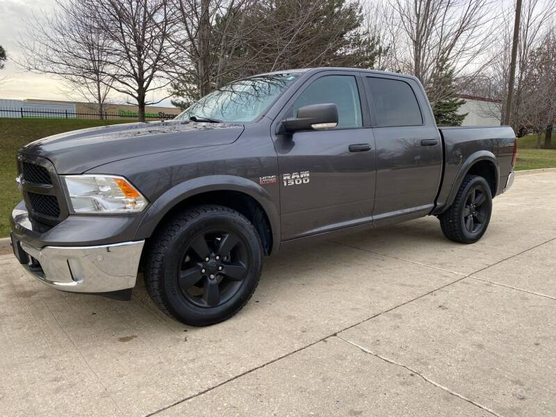 2015 RAM Ram Pickup 1500 for sale at Western Star Auto Sales in Chicago IL