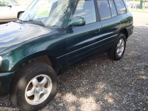 1999 Toyota RAV4 for sale at Branch Avenue Auto Auction in Clinton MD