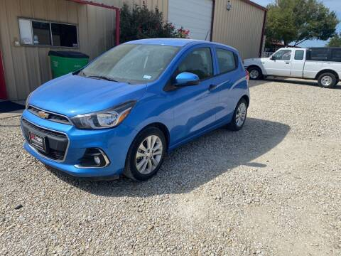 2016 Chevrolet Spark for sale at Gtownautos.com in Gainesville TX
