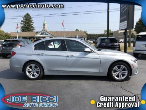 2017 BMW 3 Series for sale at Mr Intellectual Cars in Shelby Township MI