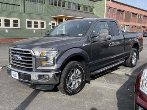 2016 Ford F-150 for sale at SCHURMAN MOTOR COMPANY in Lancaster NH