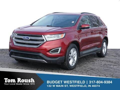 2015 Ford Edge for sale at Tom Roush Budget Westfield in Westfield IN