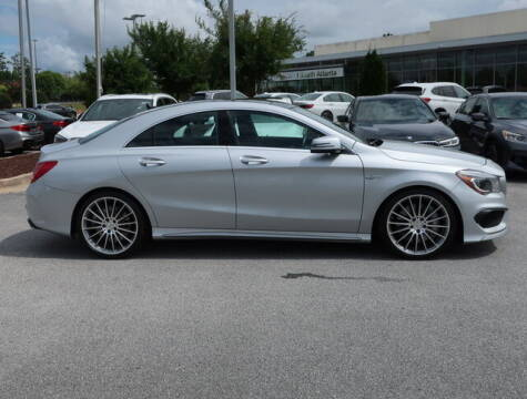 2014 Mercedes-Benz CLA for sale at Southern Auto Solutions - BMW of South Atlanta in Marietta GA