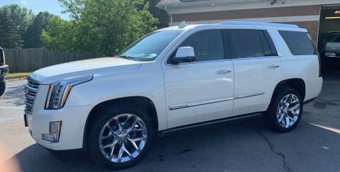 2015 Cadillac Escalade for sale at A 1 Motors in Monroe MI