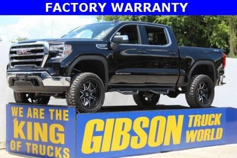 2021 GMC Sierra 1500 for sale at Gibson Truck World in Sanford FL