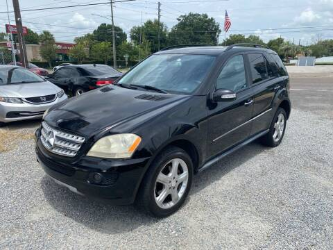 2008 Mercedes-Benz M-Class for sale at Velocity Autos in Winter Park FL