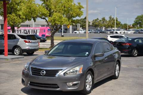 2014 Nissan Altima for sale at Motor Car Concepts II - Colonial Location in Orlando FL