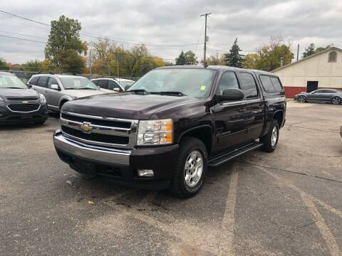 2008 Chevrolet Silverado 1500 for sale at Dean's Auto Sales in Flint MI