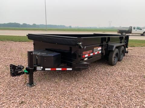 2021 Midsota HV-16 Dump Box #5143