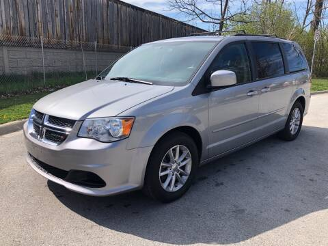 2014 Dodge Grand Caravan for sale at Posen Motors in Posen IL