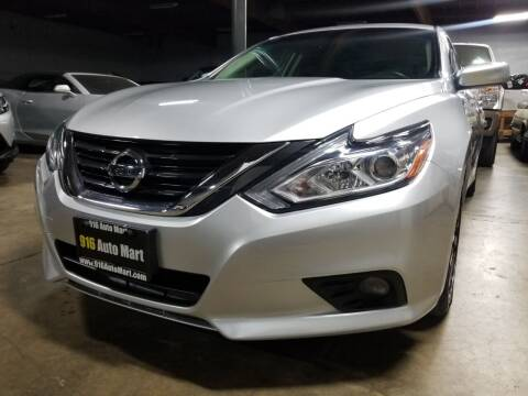 2018 Nissan Altima for sale at 916 Auto Mart ONLY $399 DOWN!!!* in Sacramento CA