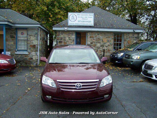 2007 Toyota Avalon XLS Automatic - Leesburg VA