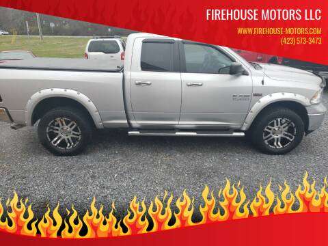 2015 RAM Ram Pickup 1500 for sale at Firehouse Motors LLC in Bristol TN