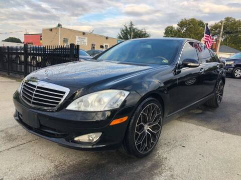 2009 Mercedes-Benz S-Class for sale at Crestwood Auto Center in Richmond VA
