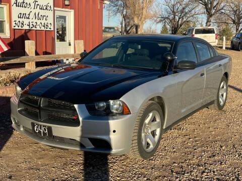 2014 Dodge Charger for sale at Autos Trucks & More in Chadron NE