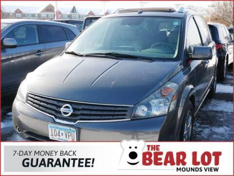 2007 Nissan Quest for sale at Rydell Auto Outlet in Mounds View MN