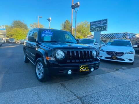 2013 Jeep Patriot for sale at Save Auto Sales in Sacramento CA