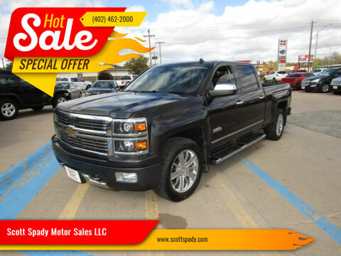 2014 Chevrolet Silverado 1500 for sale at Scott Spady Motor Sales LLC in Hastings NE
