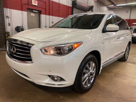 2015 Infiniti QX60 for sale at Columbus Car Warehouse in Columbus OH