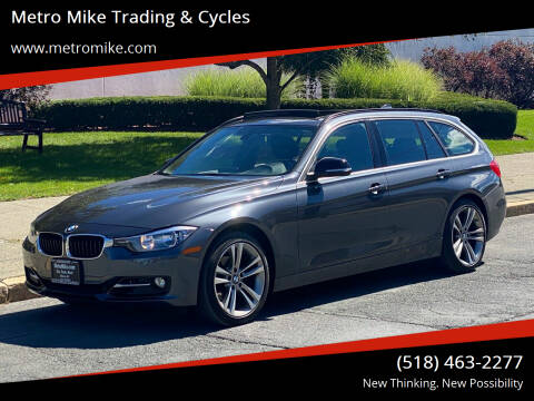 2015 BMW 3 Series for sale at Metro Mike Trading & Cycles in Albany NY