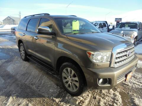 2015 Toyota Sequoia for sale at KICK KARS in Scottsbluff NE