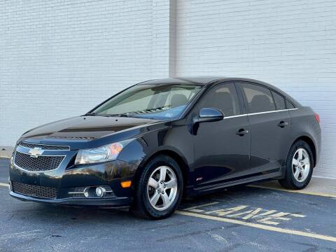 2013 Chevrolet Cruze for sale at Carland Auto Sales INC. in Portsmouth VA