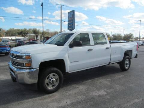 2018 Chevrolet Silverado 2500HD for sale at Blue Book Cars in Sanford FL