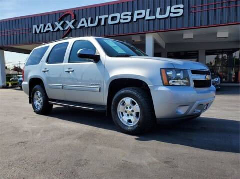 2012 Chevrolet Tahoe for sale at Maxx Autos Plus in Puyallup WA