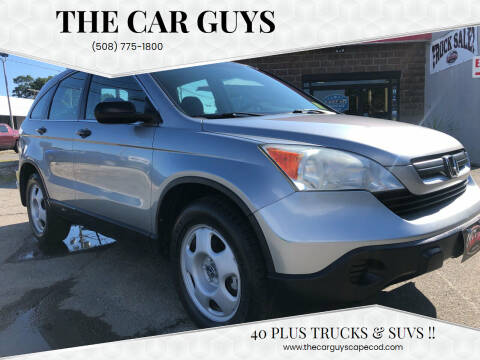 2007 Honda CR-V for sale at The Car Guys in Hyannis MA