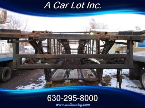 2007 WALLY MO 7 CAR CARRIER for sale at A Car Lot Inc. in Addison IL