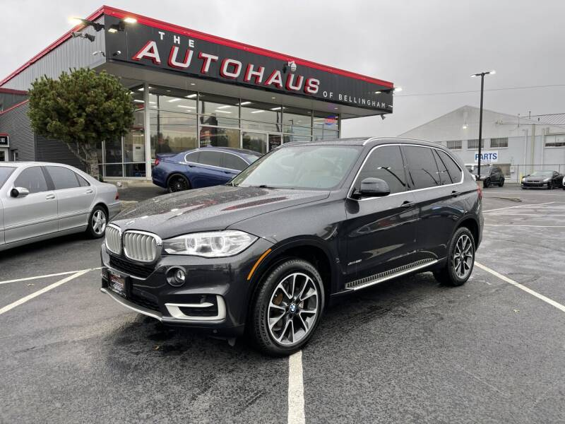 2016 BMW X5 for sale in Bellingham, WA