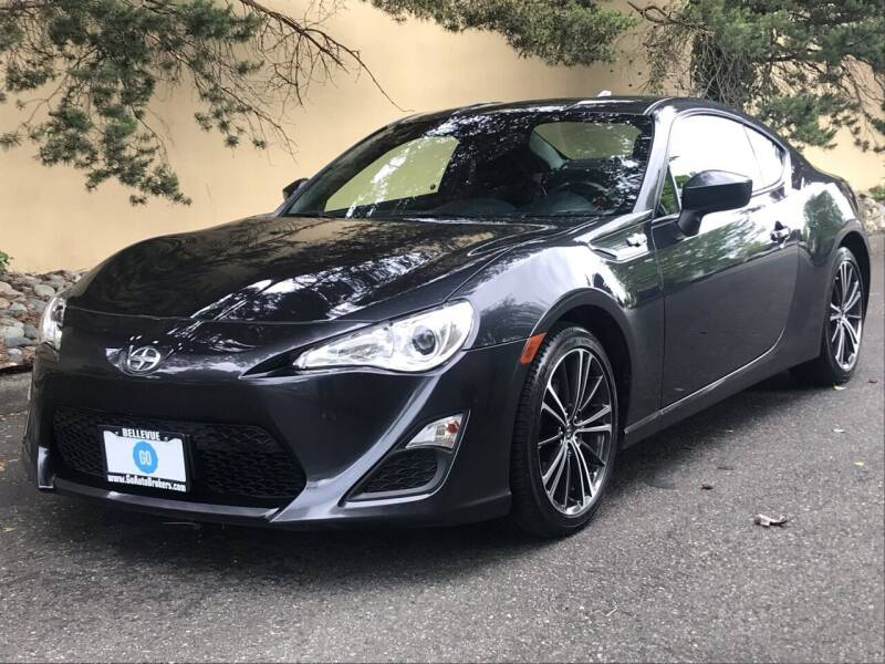 2016 Scion FR-S for sale at GO AUTO BROKERS in Bellevue WA