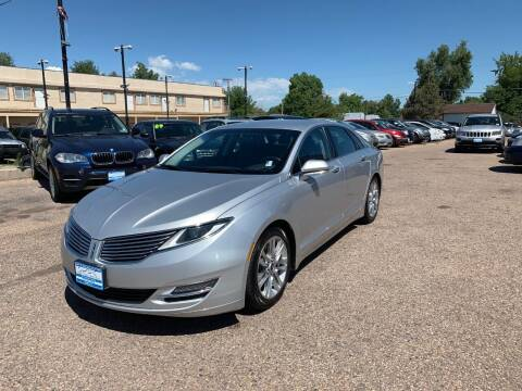 2013 Lincoln MKZ for sale at First Class Motors in Greeley CO