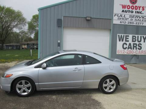 2008 Honda Civic for sale at Woody's Auto Sales Inc in Randolph MN