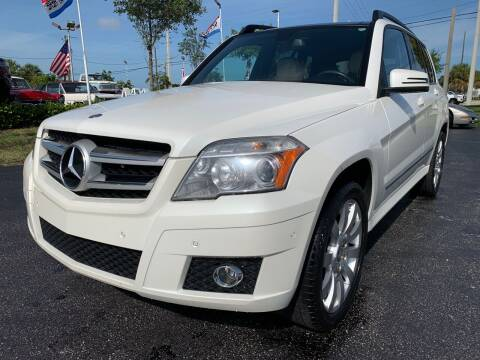 2012 Mercedes-Benz GLK for sale at KD's Auto Sales in Pompano Beach FL