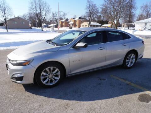 2019 Chevrolet Malibu for sale at A-Auto Luxury Motorsports in Milwaukee WI
