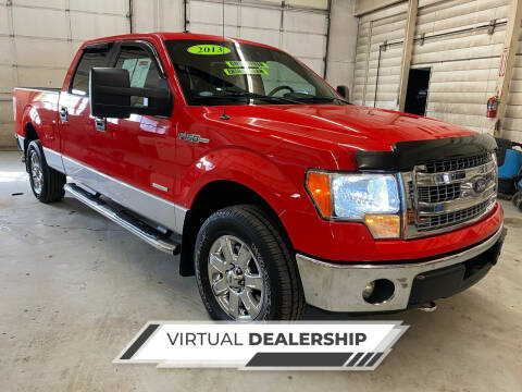 2013 Ford F-150 for sale at LA Auto & RV Sales and Service in Lapeer MI