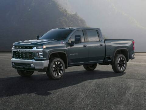2021 Chevrolet Silverado 2500HD for sale at CHEVROLET OF SMITHTOWN in Saint James NY