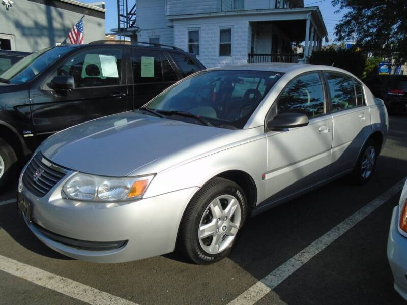 2007 Saturn Ion for sale at Greg's Auto Sales in Dunellen NJ