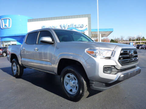 2018 Toyota Tacoma for sale at RUSTY WALLACE HONDA in Knoxville TN