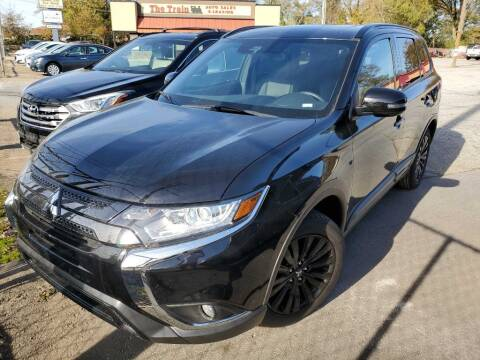 2020 Mitsubishi Outlander for sale at THE TRAIN AUTO SALES & LEASING in Mauldin SC