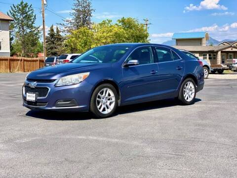2014 Chevrolet Malibu for sale at INVICTUS MOTOR COMPANY in West Valley City UT