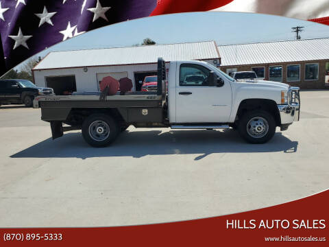 2011 Chevrolet Silverado 3500HD for sale at Hills Auto Sales in Salem AR