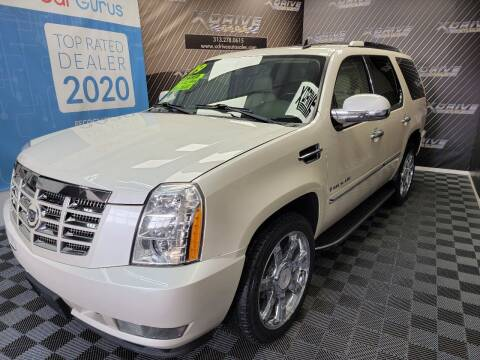 2009 Cadillac Escalade for sale at X Drive Auto Sales Inc. in Dearborn Heights MI