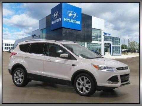 2016 Ford Escape for sale at Terry Lee Hyundai in Noblesville IN