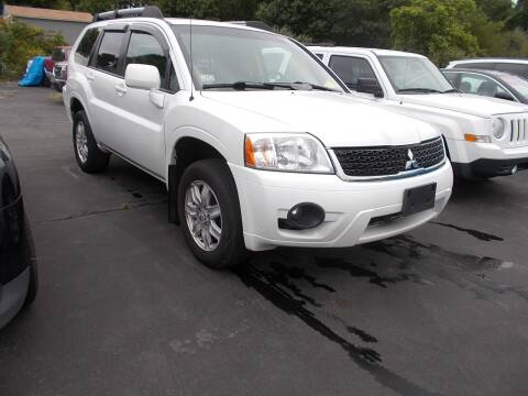 2011 Mitsubishi Endeavor for sale at MATTESON MOTORS in Raynham MA