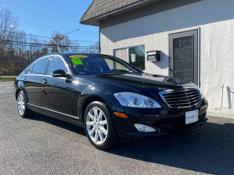 2007 Mercedes-Benz S-Class for sale at Vantage Auto Group in Tinton Falls NJ