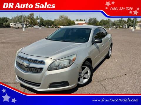 2013 Chevrolet Malibu for sale at DR Auto Sales in Scottsdale AZ