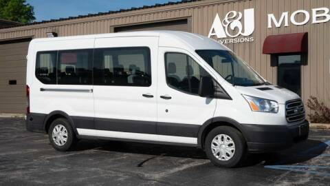 2019 Ford Transit Passenger for sale at A&J Mobility in Valders WI
