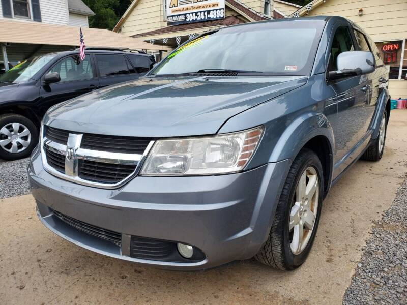 2009 Dodge Journey for sale at Auto Town Used Cars in Morgantown WV